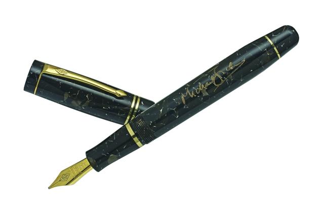 The Michael Jecks Pen.