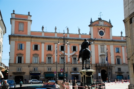 Piacenza - lovely city, but Britain needs British accountants and civil servants, not European ones.