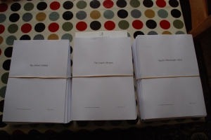 Three more titles to check as proofs.