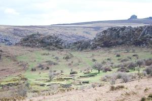 Medieval Village of Hound Tor