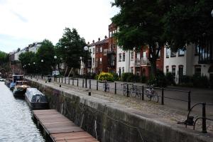 A nicer part of Bristol!