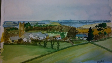 South Tawton
